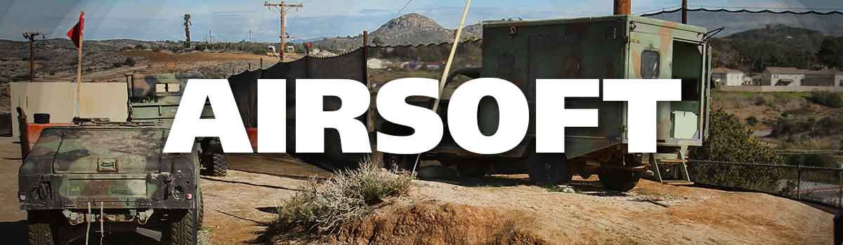 Airsoft Rules The Paintball Park At Camp Pendleton